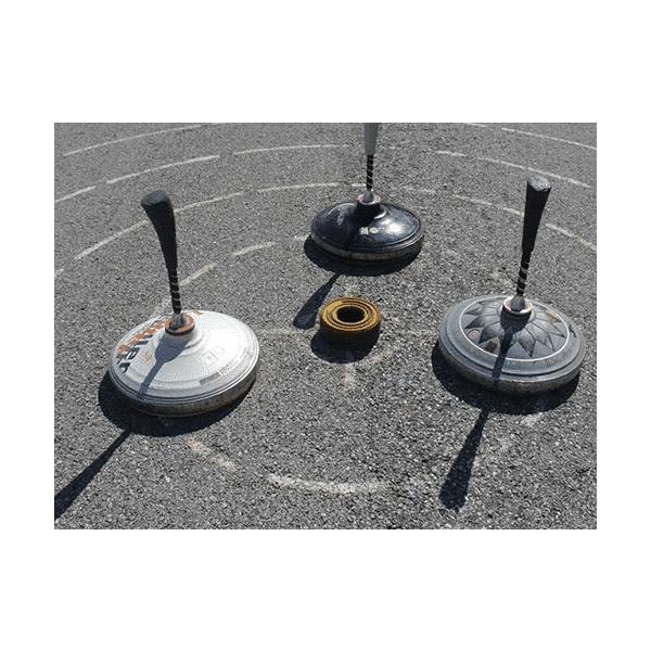 Asphaltstock Spielgerät mieten