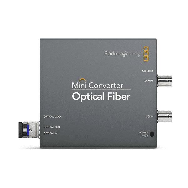 Black Magic Design Mini Converter Optical Fiber mieten