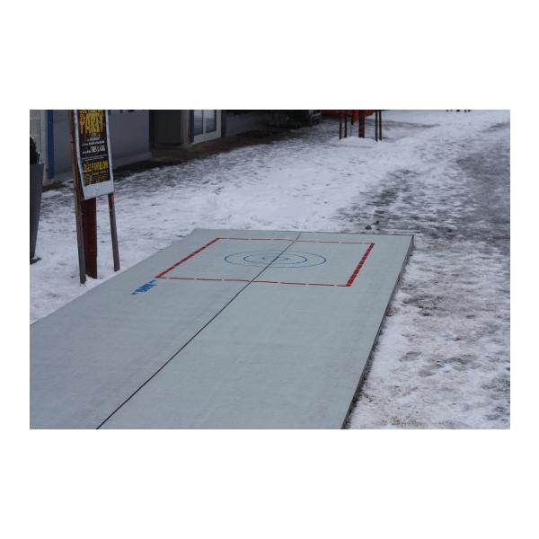 Eisstockbahn Spielgeräte mieten