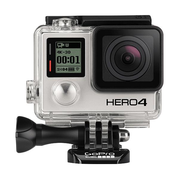 GoPro Hero 4 mieten