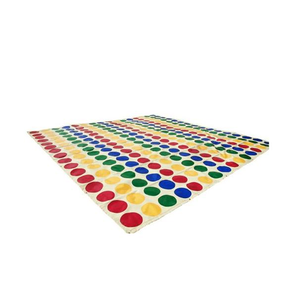 Twister Spiel mieten outdoor