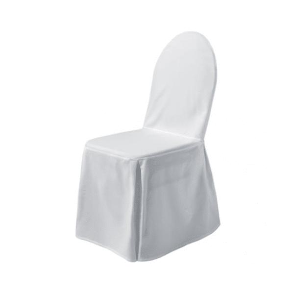 Überwurfhusse Stühle mieten