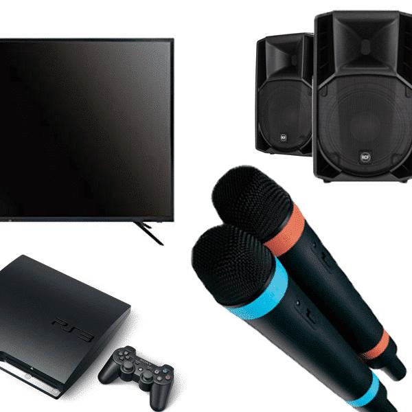 Karaokesystem mieten