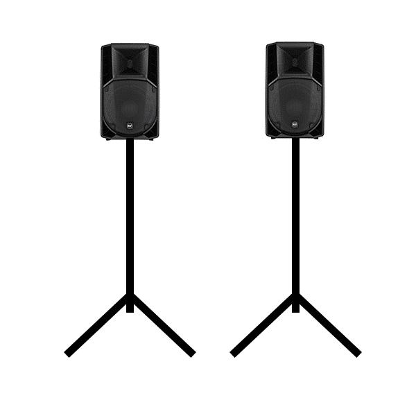RCF Lautsprecher Set mieten