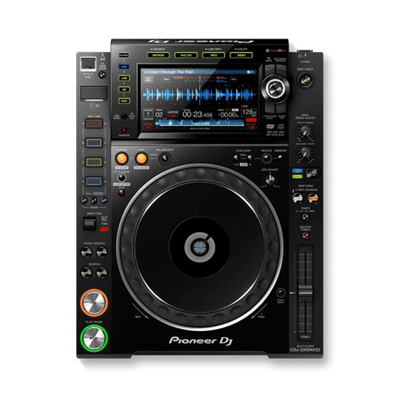 Pioneer CDJ DJ Player mieten