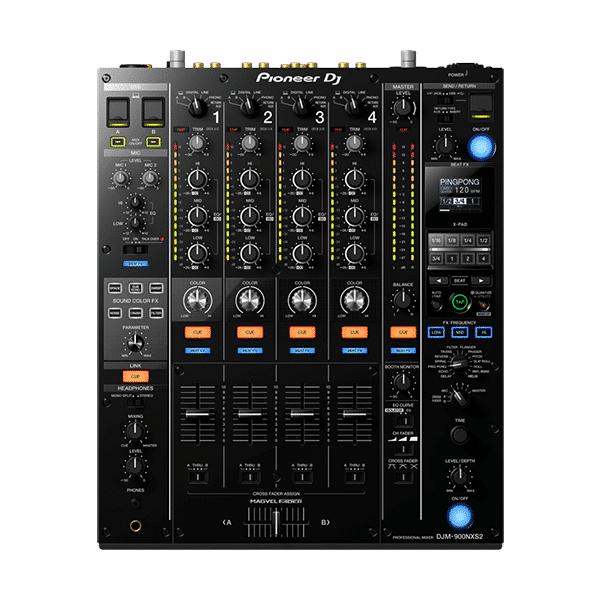 Pioneer DJM DJ Mixer mieten