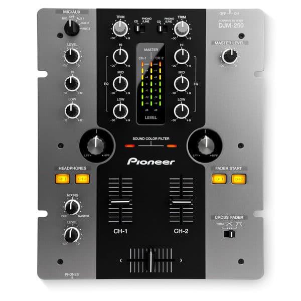 DJ Mixer mieten
