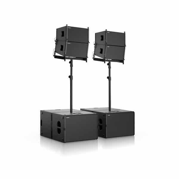 TW Audio Audiosystem mieten