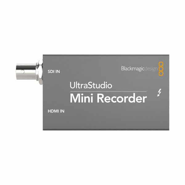 BMD Mini Recorder