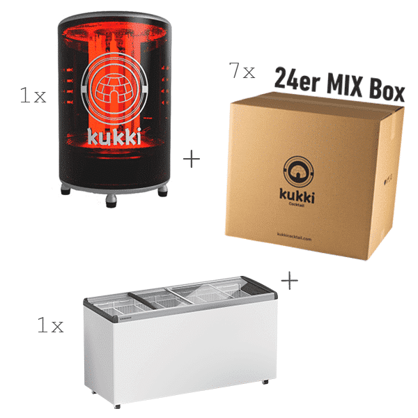 Kukki Cocktail Bundle XL